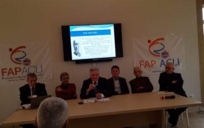 """Abruzzo… terra del buon gusto e della salute. Michele Zannini, per la Segreteria Nazionale della FAP Acli: """"Gli anziani una risorsa da proteggere"""""""