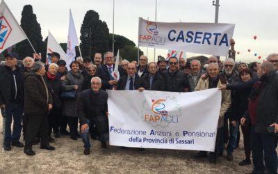 La FAP Acli di Caserta a Roma, il 16 novembre 2019