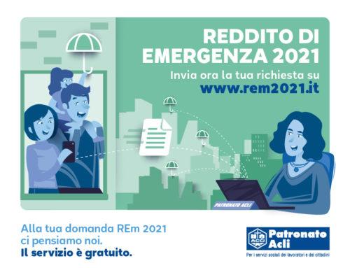 REDDITO DI EMERGENZA: VIDEO INFORMATIVO.