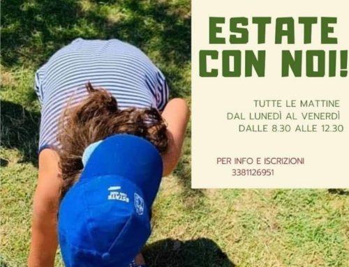 CAMPO ESTIVO PER RAGAZZI DELLA COOPERATIVA MARCO POLO. VANTAGGI PER I SOCI DELLE ACLI DI CASERTA.