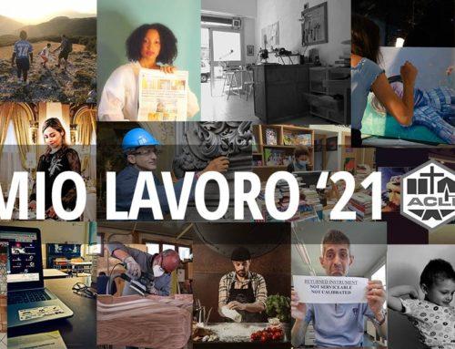 """Conclusione Contest fotografico """"Il mio Lavoro '21"""""""
